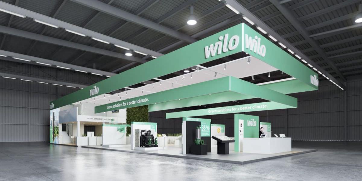 Wilo Pumpe 1